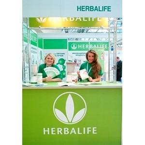 Компания Herbalife приняла участие в VI международной выставке «Здоровый образ жизни-2012»
