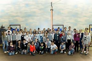 Молодые участники фестиваля «От винта!» покорили Северную столицу своими изобретениями