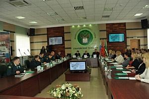 Научно-практическая конференция с будущими специалистами в области таможенного дела