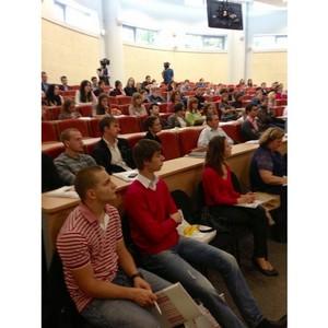 Программа «Ты предприниматель» посетила МГУ