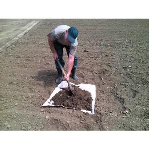 1160 отклонений от нормы в почвах вы¤влено в 4 южных регионах –'