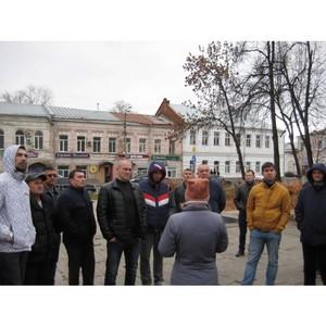 Работники Тамбовэнерго познакомились с достопримечательностями г. Вышний Волочек