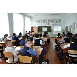 Уроки электробезопасности в школах столицы Бурятии провели специалисты АО «Улан-Удэ Энерго»