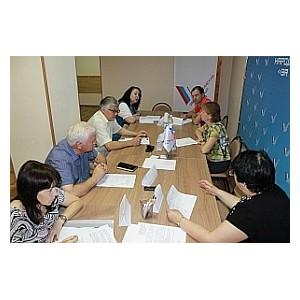 Белгородские активисты ОНФ обсудили проблемы единого образовательного пространства
