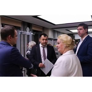 Региональное отделение ОНФ в Тюменской области провело ежегодную конференцию