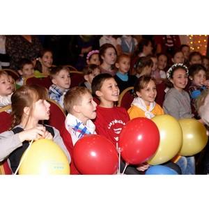 Благотворительный фонд «Сафмар» помог подарить детям «Благотворительную весну»