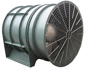 Тоннельные вентиляторы Нипигормаш ВОМ-20: из Китая - для российского метро