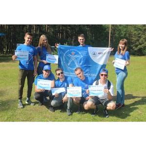 Студенческие отряды Тверьэнерго приняли участие в III туристическом слёте энергетиков