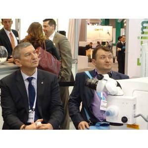 Врачи «Центра глазной хирургии» выступили на американском симпозиуме