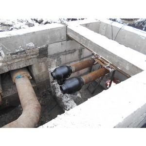 «Квадра» построила полкилометра новой теплосети в Липецке