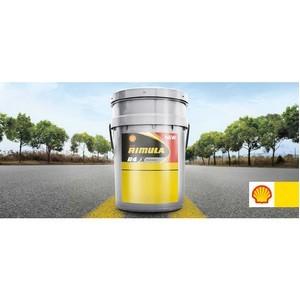 Моторные масла Shell Rimula для сельскохозяйственной техники