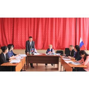 ОНФ в Туве держит на контроле ситуацию с заработной платой работников образовательных учреждений