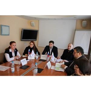 Активисты ОНФ в Коми обсудили проблемы оказания онкологической помощи