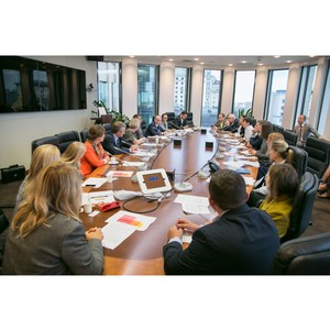 —осто¤лось первое заседание Ёкспертного совета по рациональному использованию продовольстви¤