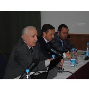 В Екатеринбурге состоялось первое зональное совещание НОЭКС