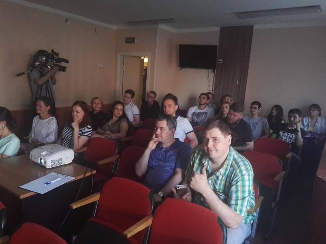 Телемост Норильск - Мурманск стал традиционным для социальных предпринимателей Заполярья