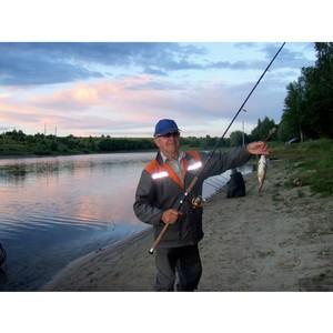 На «Липецкцементе» отметили День рыбака