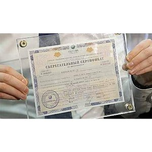 Полицейские задержали подозреваемую в краже сберегательного сертификата на сумму более 2 млн рублей