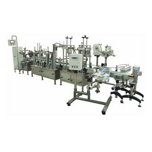 Линии розлива и фасовки в ПЭТ, в стекло, пленку. Автоматизация производств.