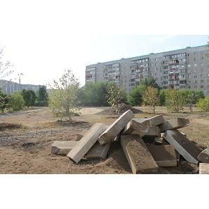 Активисты ОНФ оценили ход выполнения работ по благоустройству городской среды в Оренбурге