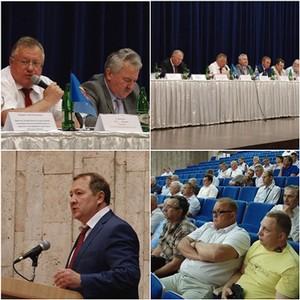 Атол Драйв принял участие в 13 Съезде членов РАС в Сочи