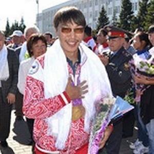 Восточно-Сибирский банк Сбербанка России поздравил паралимпийского чемпиона
