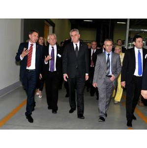 В Сербии открылся новый завод Grundfos