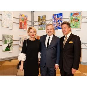 Фонд Янковского в штаб-квартире ООН открыл  выставку «Вера.Надежда.Любовь.»