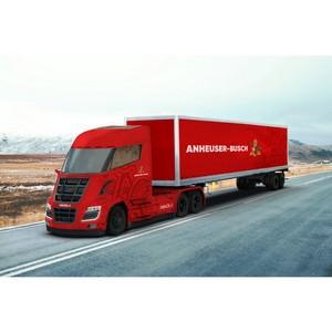 Anheuser-Busch заказывает 800 водородно-электрических полуприцепов у Nikola Motor Company