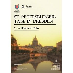 Дни Санкт-Петербурга в Дрездене 2016