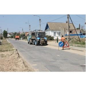 Волгоградские эксперты ОНФ оценили состояние дорог в Камышине