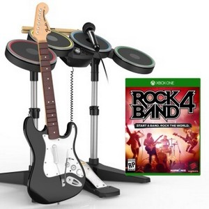 Премьера Rock Band 4