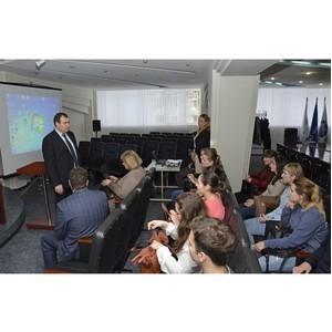 Тамбовэнерго продолжает профориентационную работу среди студентов
