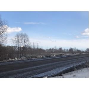 ОНФ добился ремонта дороги, связывающей Щербинку и Южное Бутово