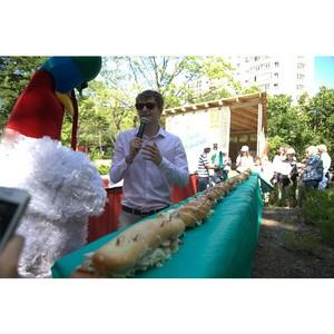 День русской индейки прошел в пяти городах