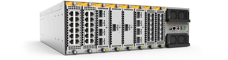 В продаже модульный коммутатор SB x908 GEN2 L3+ для современных требований IoT и смарт-индустрии