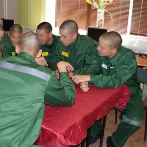 Воспитанники Мариинской ВК сыграли в брейн-ринг с воспитанниками Брянской ВК