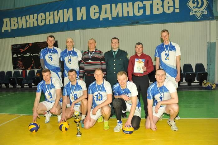 Смоленские таможенники завоевали чемпионский титул