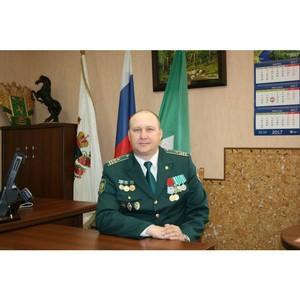 Интервью начальника Томской таможни Андрея Владимировича Агашева
