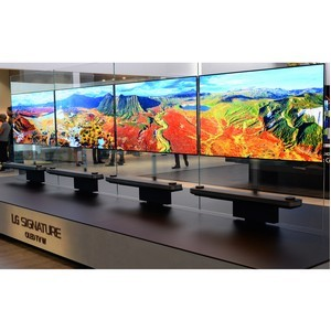 На выставке IFA 2017 LG представит сотрудничество с Dolby и Technicolor в области телевизоров