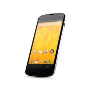 LG представляет новый Nexus 4 White