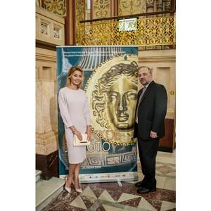 Исторический музей представил выставку  «Греческое золото. Сокровища эллинов и варваров»