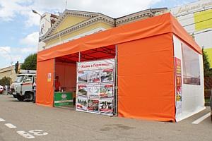 Строительная группа «Третий Рим» выступила генеральным спонсором автомотофестиваля «Парковка-2017»