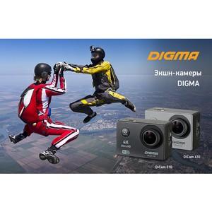Экшн-камеры Digma DiCam 210 и DiCam 410: яркие моменты в формате 4K Ultra HD