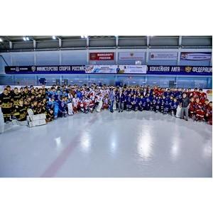 ЦСКА в третий раз выиграл турнир «Мемориал Владимира Крутова»