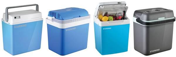 Первые автохолодильники Starwind: надежное средство для обеспечения необходимой температуры