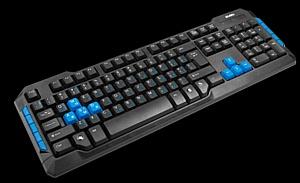 Новая геймерская клавиатура Sven Challenge 9500