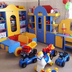 БФ «Детский мир» открыл 10 игровых комнат на юге России