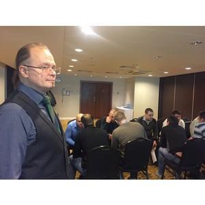 Состоялся тренинг Михаила Казанцева по продажам B2B