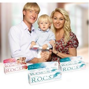 Евгений Плющенко признался, что уже много лет является поклонником бренда R.O.C.S.